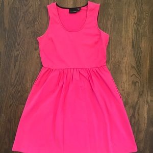 Cynthia Rowley pink dress